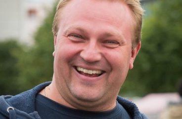 Max Jansson by Johan Hagström