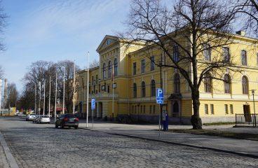 Vasa stadshus - Vaasan kaupungintalo