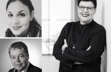 Emine Ehrström, Francesca Cucinotta, Tomas Ede