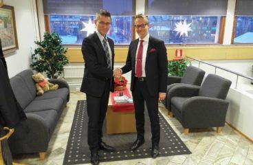 Örjan Andersson, Ulf Nylund.
