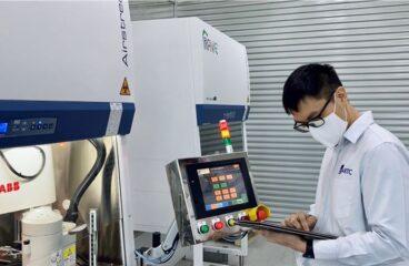 ABB test lab