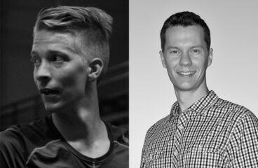 Jesper Haga, Dennis Sundvik