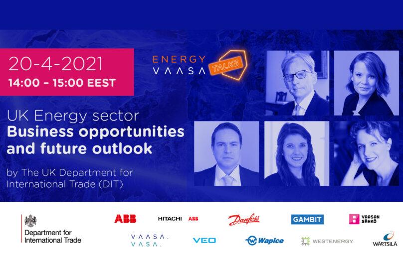 EnergyVaasa Talks UK webinar - cover slide