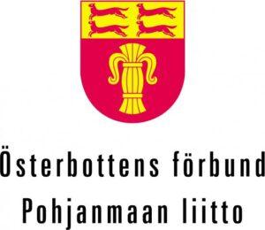 Pohjanmaan liiton logo - Österbottens förbund