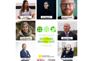 Sustainable Branding Days keynote speakers
