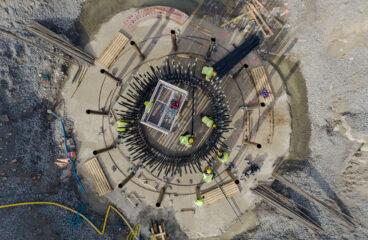 Merkkikallion tuulivoimapuiston rakentaminen alkaa