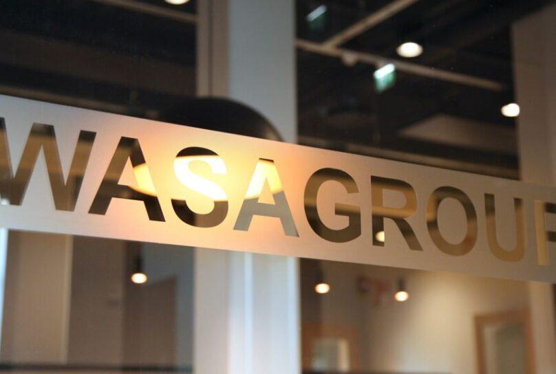 WasaGroup nimi ovessa