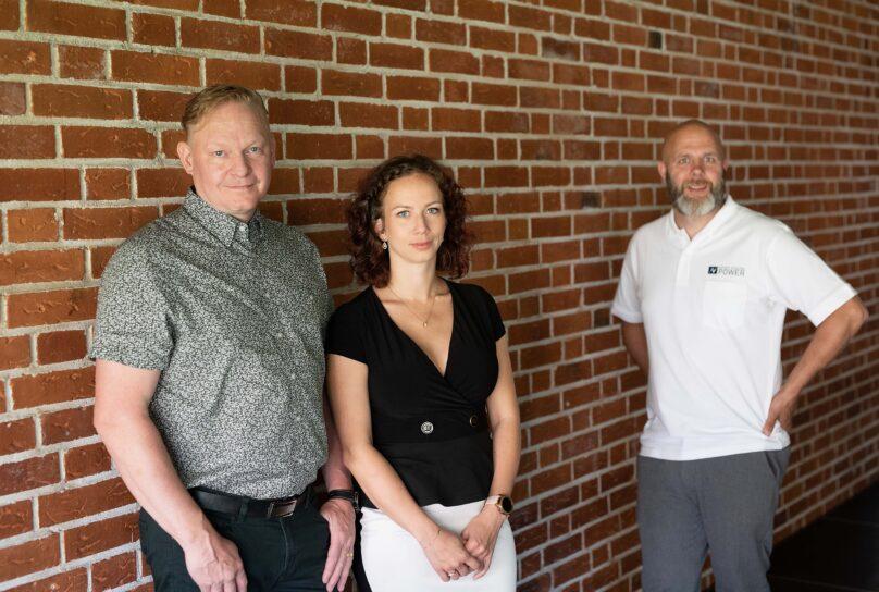 Greger Stenberg, Laura Stenberg, Joakim Sundström