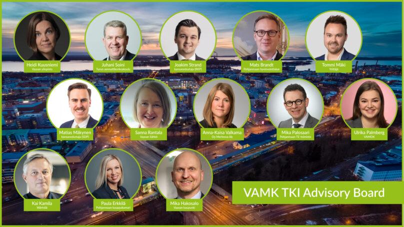 VAMK Advisory Board