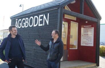 Björn Haga, Magnus Pått.