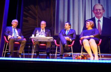 Rune Westergård, Martin Granholm, Joakim Strand, Ulrica Karp, Marcus Wallenberg.